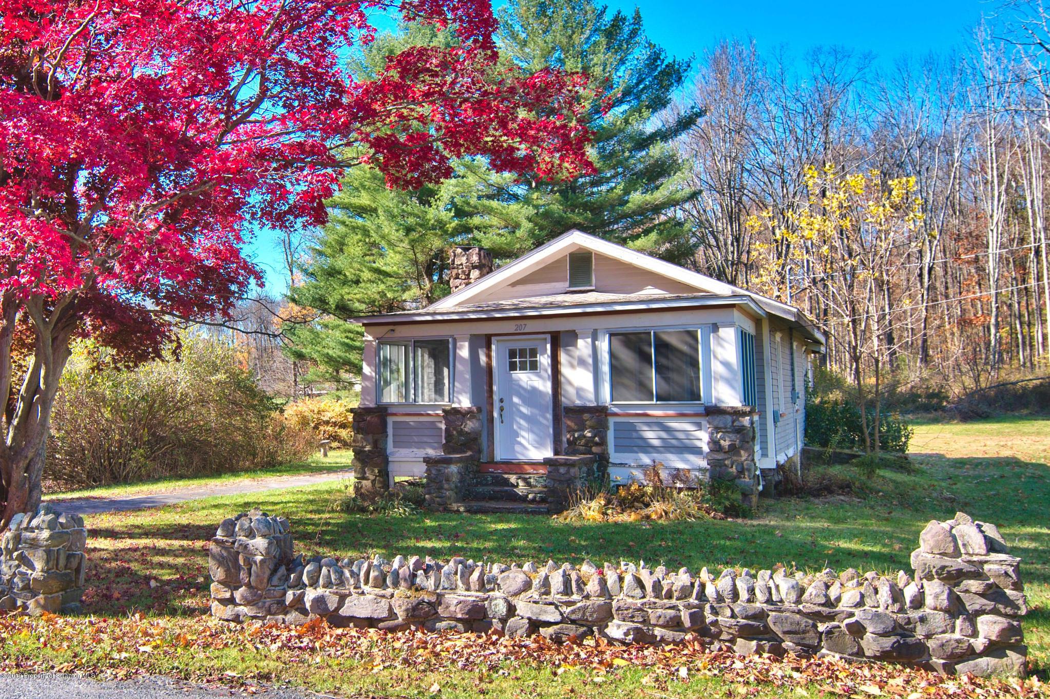207 Buckwheat Hollow Rd, Harveys Lake, Pennsylvania 18618, 3 Bedrooms Bedrooms, 6 Rooms Rooms,1 BathroomBathrooms,Single Family,For Sale,Buckwheat Hollow,19-5156