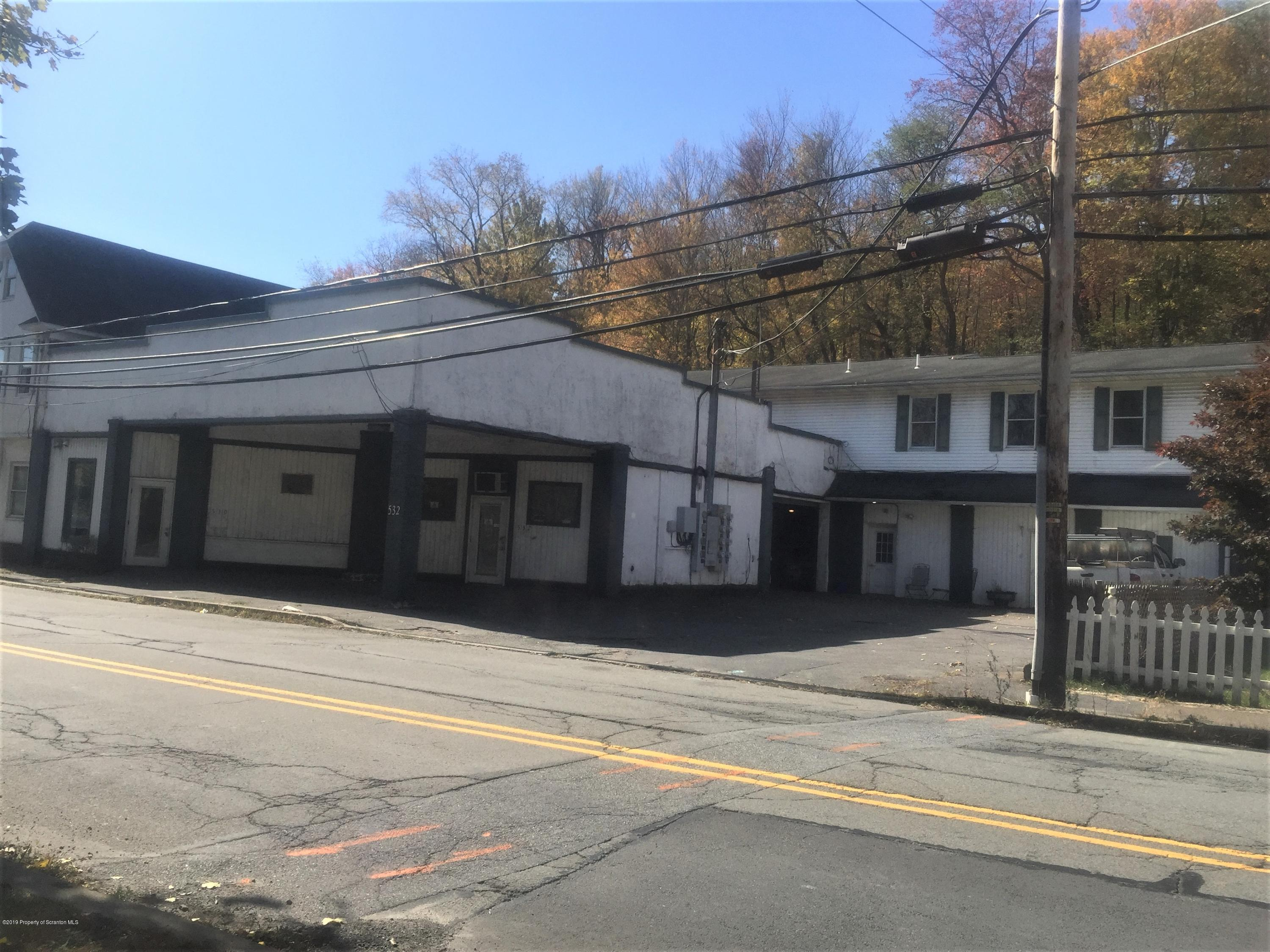 532 Main St, Archbald, Pennsylvania 18403, ,1 BathroomBathrooms,Commercial,For Sale,Main,19-5146
