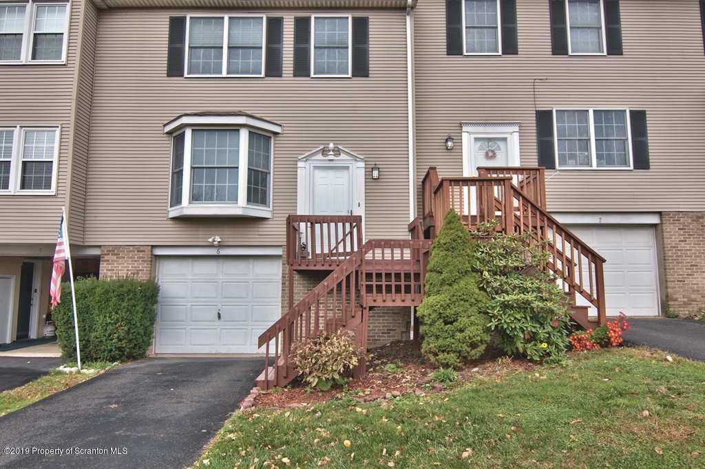 6 Briarwood Way, South Abington Twp, Pennsylvania 18411, 2 Bedrooms Bedrooms, 5 Rooms Rooms,3 BathroomsBathrooms,Residential - condo/townhome,For Sale,Briarwood,19-5222