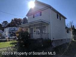 618 Edgar St, Throop, Pennsylvania 18512, 2 Bedrooms Bedrooms, 5 Rooms Rooms,1 BathroomBathrooms,Single Family,For Sale,Edgar,19-5201