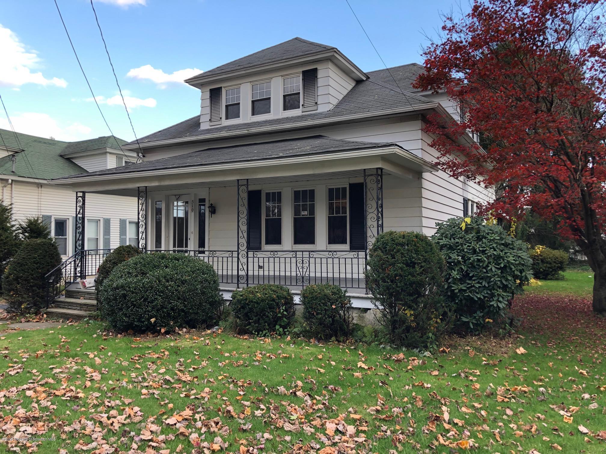 510 Keyser Ave, Taylor, Pennsylvania 18517, 3 Bedrooms Bedrooms, 7 Rooms Rooms,2 BathroomsBathrooms,Single Family,For Sale,Keyser,19-5269