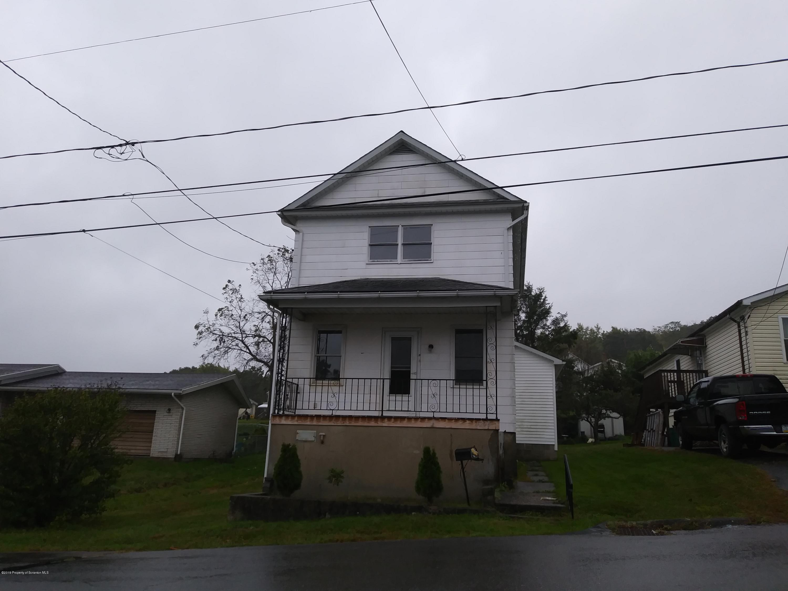 1276 Franklin St, Old Forge, Pennsylvania 18518, 2 Bedrooms Bedrooms, 5 Rooms Rooms,1 BathroomBathrooms,Single Family,For Sale,Franklin,19-5274