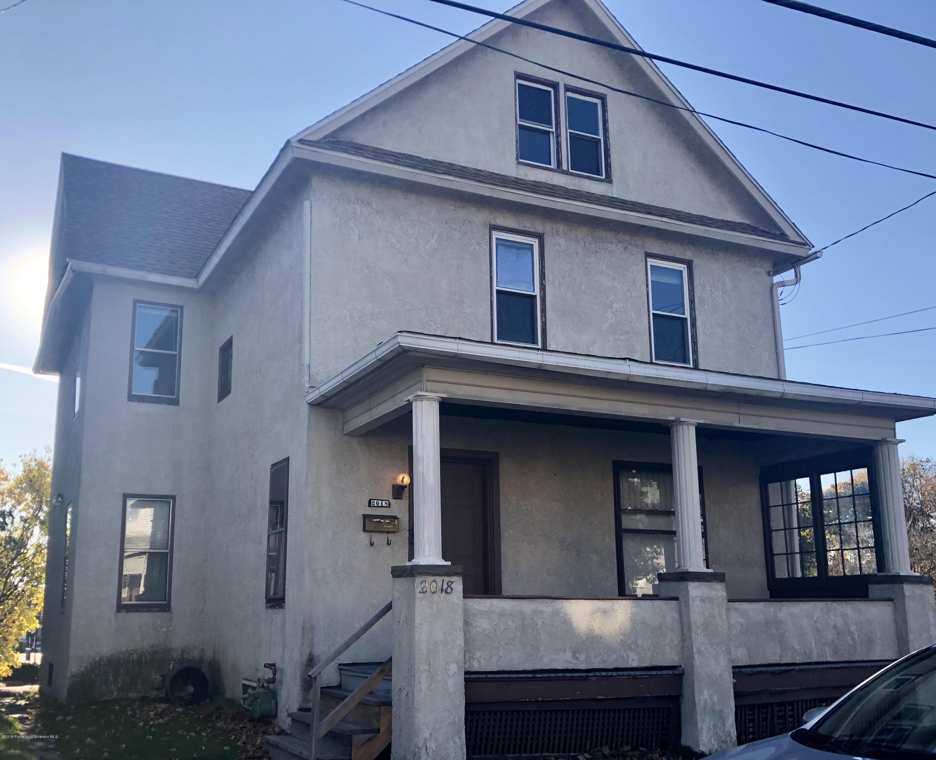 2018 Electric St, Dunmore, Pennsylvania 18512, 4 Bedrooms Bedrooms, 6 Rooms Rooms,2 BathroomsBathrooms,Rental,For Lease,Electric,19-5282