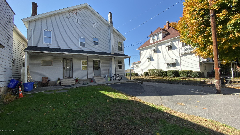 301 301-303 Birch St, Scranton, Pennsylvania 18505, ,Multi-Family,For Sale,301-303 Birch,19-5299