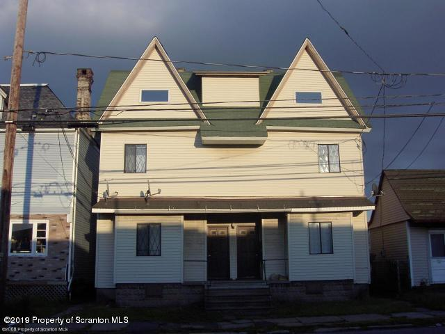 1014 Capouse Ave, Scranton, Pennsylvania 18510, ,Multi-Family,For Sale,Capouse,19-5409