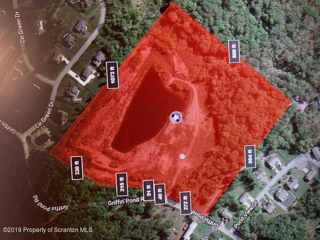 Griffin Pond Rd, South Abington Twp, Pennsylvania 18411, ,Land,For Sale,Griffin Pond,19-5338
