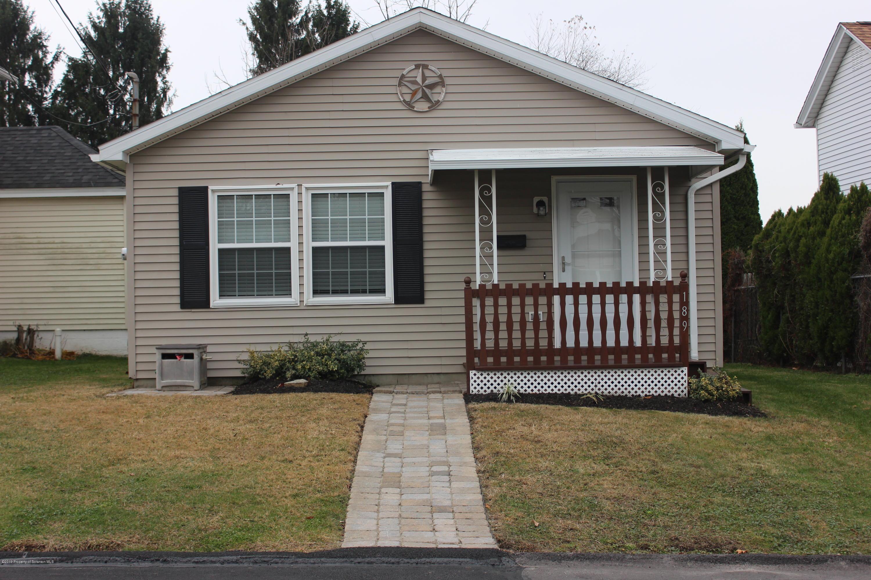 189 Handley St, Archbald, Pennsylvania 18403, 2 Bedrooms Bedrooms, 4 Rooms Rooms,1 BathroomBathrooms,Single Family,For Sale,Handley,19-5420