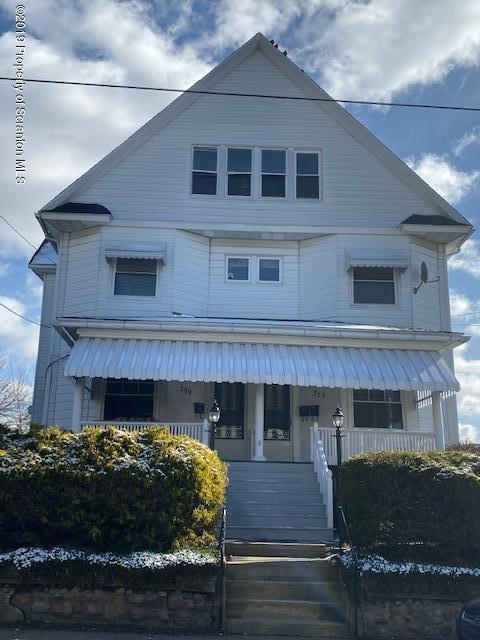 309 311 Hyde Park Ave, Scranton, Pennsylvania 18504, ,Multi-Family,For Sale,Hyde Park,19-5374