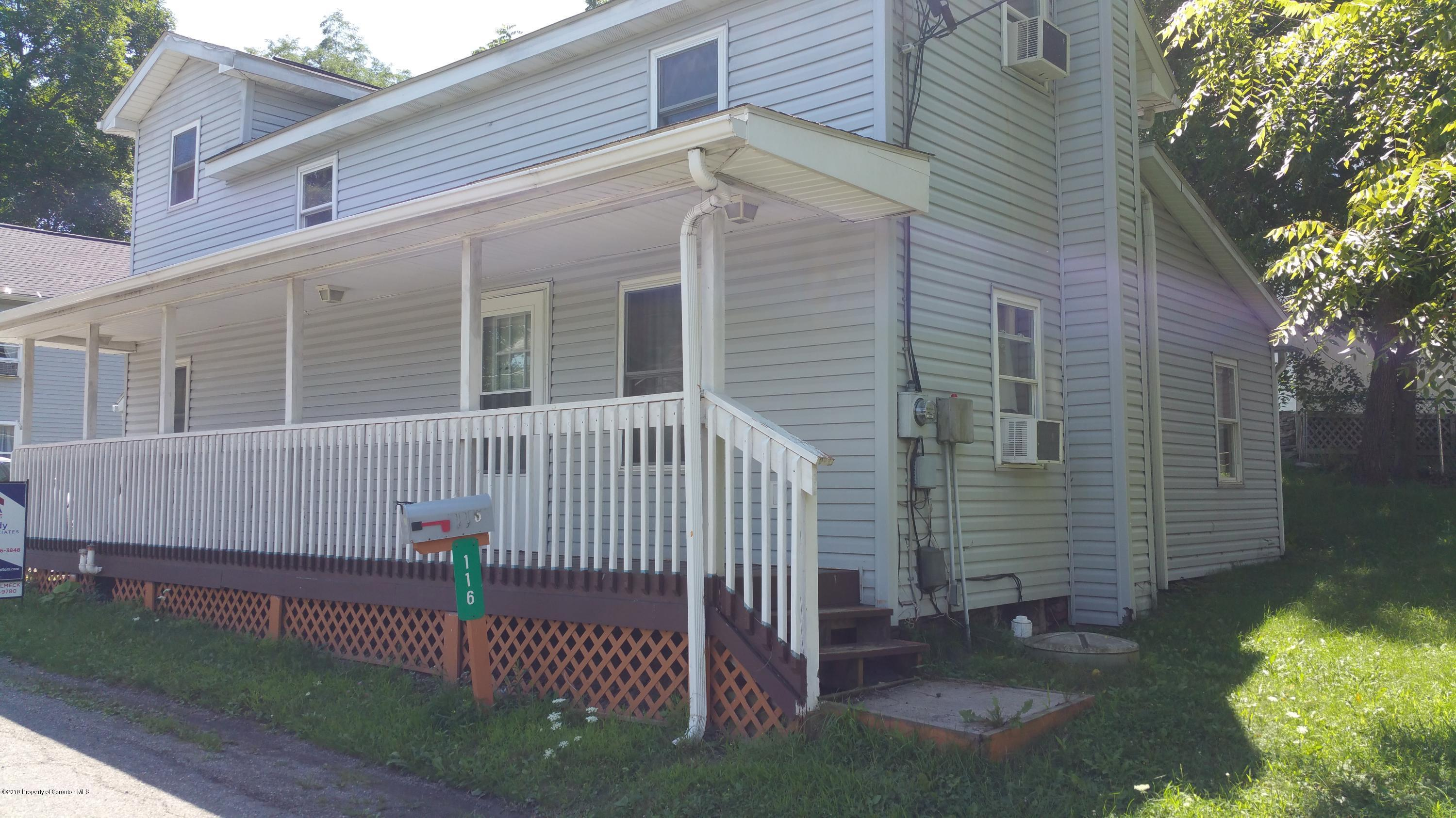 116 Race St, Mehoopany, Pennsylvania 18629, 3 Bedrooms Bedrooms, 5 Rooms Rooms,1 BathroomBathrooms,Single Family,For Sale,Race,19-5400