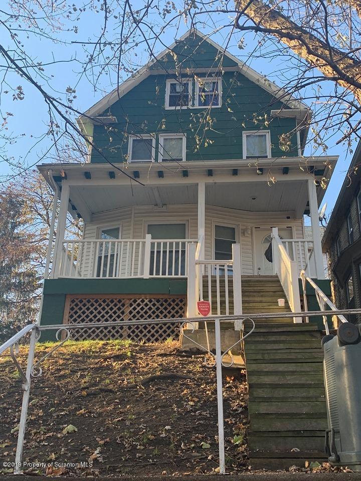 535 Irving Ave, Scranton, Pennsylvania 18507, 3 Bedrooms Bedrooms, 6 Rooms Rooms,1 BathroomBathrooms,Single Family,For Sale,Irving,19-5410