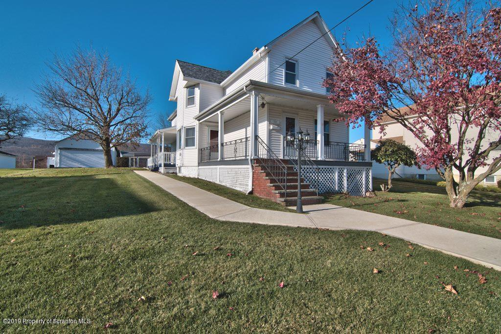 521 Main St, Eynon, Pennsylvania 18403, 3 Bedrooms Bedrooms, 7 Rooms Rooms,2 BathroomsBathrooms,Single Family,For Sale,Main,19-5419