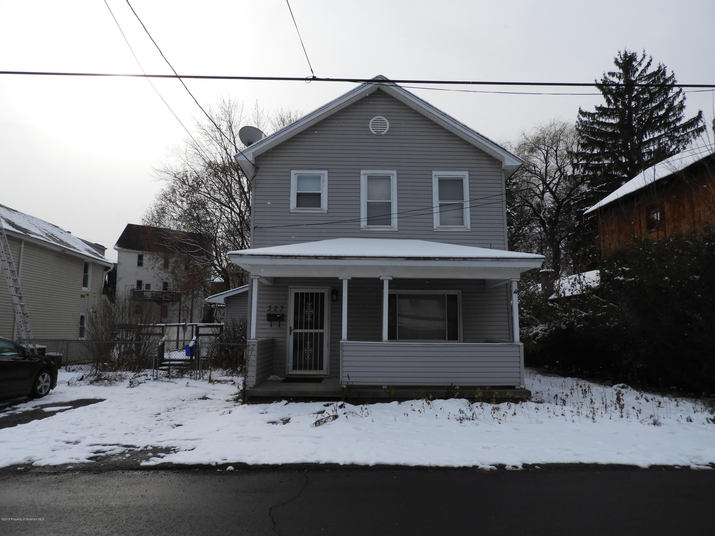 323 Jackson St, Olyphant, Pennsylvania 18447, 3 Bedrooms Bedrooms, 7 Rooms Rooms,2 BathroomsBathrooms,Single Family,For Sale,Jackson,19-5627