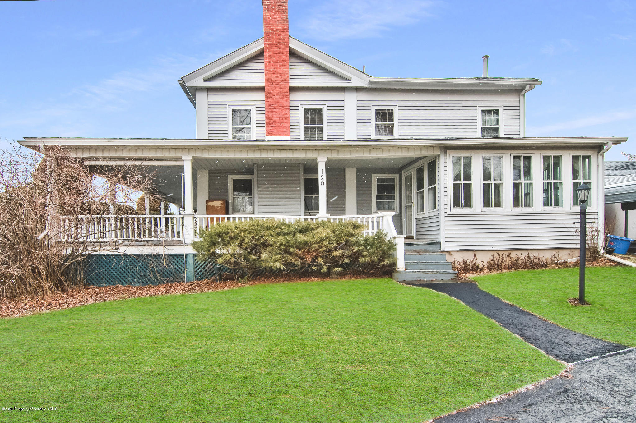 120 Turnpike Rd, Dalton, Pennsylvania 18414, 4 Bedrooms Bedrooms, 8 Rooms Rooms,2 BathroomsBathrooms,Single Family,For Sale,Turnpike,20-270
