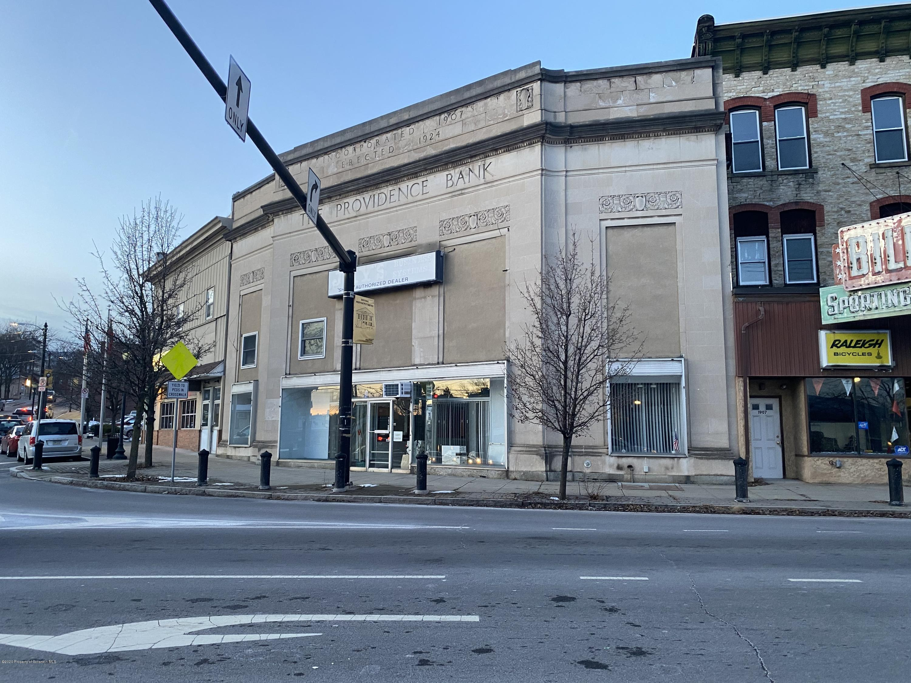 1901 main ave, Scranton, Pennsylvania 18508, ,2 BathroomsBathrooms,Commercial,For Sale,main,20-328