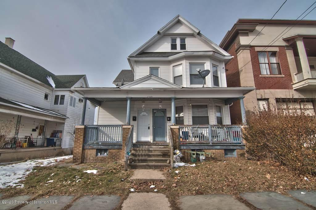 712 Irving Ave, Scranton, Pennsylvania 18505, ,Multi-Family,For Sale,Irving,20-343