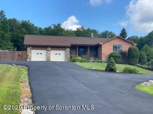 6041 State Route 247, Clifford Twp, PA 18421