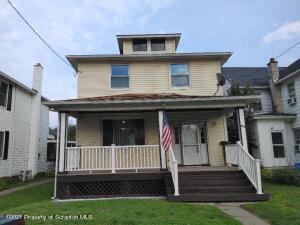 704 Fallon Street, Old Forge, PA 18518