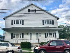403 W Grace St, Old Forge, PA 18518