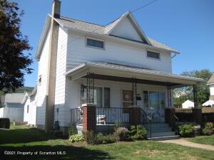 609 Academy St, Peckville, PA 18452