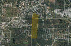 199 Acres off Chaparral, Redding, CA 96001