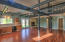 Open beam vaulted ceilings