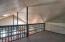 Loft Area overlooking Great room/Kitchen