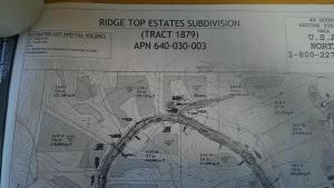 RIDGE TOP ESTATES, REDDING, CA 96003