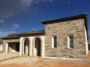 Exterior design may change. Stone is an upgrade option.