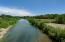 Cottonwood Creek - North Property Boundary