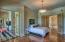 Upper Level West side Master Suite