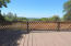 Nice back deck leading with amazing western views