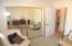 FRONT MID BEDROOM WITH MIRRORED CLOSET DOORS