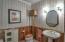 Nostalgic Guest Bathroom
