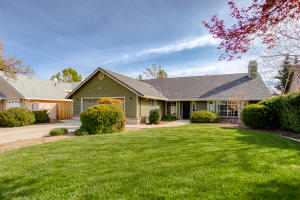 4 bedroom and 2 bath, 1900 sq. ft. with great curb appeal