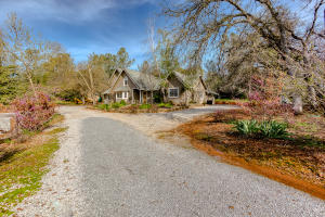 Gorgeous private property on 4 acres.