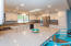Large Kitchen with quartz countertops