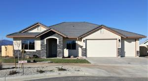 SAMPLE PICTURE OF THE 2228 PLAN ON LOT 3 STONE IS AN ADDITIONAL UPGRADE COST