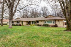Culdesac location with great curb appeal