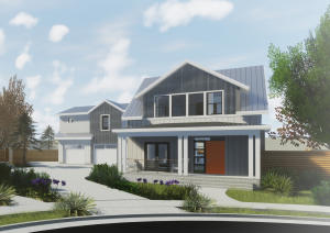 As shown here rendered on LOT 5