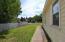 side yard of in law quarters