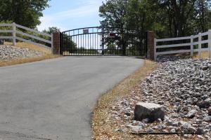 Bernard Way Access Gate 1