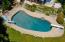 20x50 pool, 10 1/2 feet deep