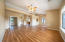 Great room to office or 3rd bedroom