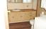 Bath with Washer/dryer unit