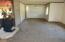 Livingroom with pellet stove