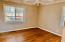 So many rooms... upstairs is hardwood floors