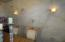DINING ROOM BOASTS A SECOND PATTERN OF VENETIAN PLASTER