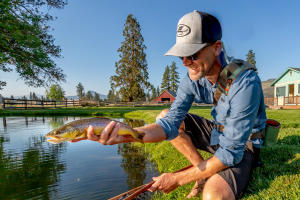 Northern CA Fly Fishing Ranch