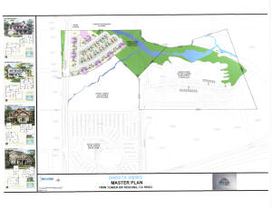 TWO FUTURE SUBDIVISIONS SURROUNDING THE NEW BETHEL SITE ON COLLYER
