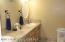 hall bath lower level